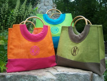 Wellington Jute Bag